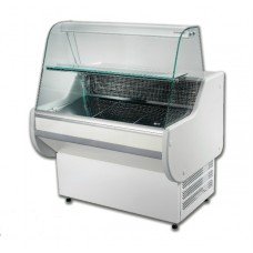 ES System K Gemini GEM100SL: 1m Slimline Static Serve Over Counter