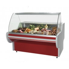ES System K ORION150: 1.5m Static Deep Serve Over Counter