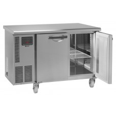 Gram COMPACT F 1210 RH C: 2 Door Freezer Counter 1/1 GN - 265Ltr