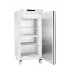Gram COMPACT F 310 LG C 4W: Slim Upright Freezer - White