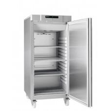 Gram COMPACT F 310 RG C 4N: Slim Upright Freezer - Stainless Steel