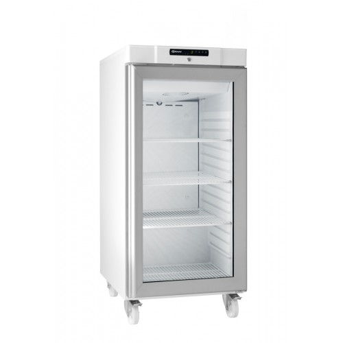 Compact Kg 310 Lg C 4w Slim Glass Door Refrigerator White