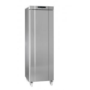 Gram COMPACT K 410 RG C 6N: Slim Upright Refrigerator - Stainless Steel