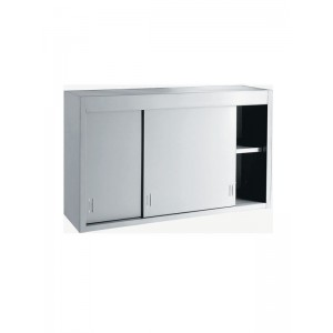 Inomak ET311A: LOW COST 1.1m Wall Mounted Storage Cupboard