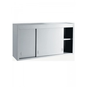 Inomak ET316A: LOW COST 1.6m Wall Mounted Storage Cupboard