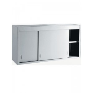 Inomak ET319A: LOW COST 1.9m Wall Mounted Storage Cupboard