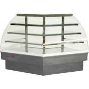 Igloo Jamaica JANZ90NS: Ambient Steel 90 Degree Corner Section