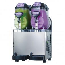 Blue Ice M17 GK924: Twin Canister Slush Machine - 2 x 5Ltr