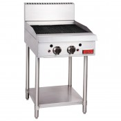 Thor GL170-N: Natural Gas Freestanding 2 Burner Chargrill