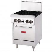 Thor GL172-N: 4 Burner Natural Gas Oven