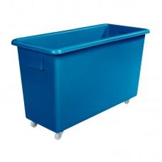 C193: Blue Bottle Trolley 125 Litre