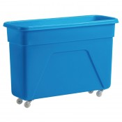 C194: Blue Bottle Trolley 160 Litre
