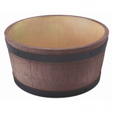 Beaumont CK712: Ice Bucket - Full Barrel End 8 Litre