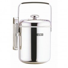 Elia CP188: Ice Bucket & Tongs 1.3 Litre