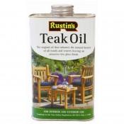 Rustin DL476: Rustins Teak Oil