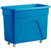 DN598: Blue Bottle Trolley 160 Litre