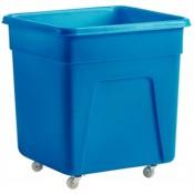 DN599: Blue Bottle Trolley 185 Litre