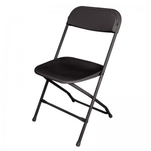 Bolero GD386: Folding Chair Black (Pack of 10)