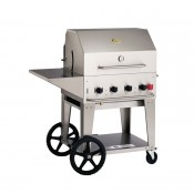 Crown Verity GH570: Gas Barbecue 4 Burners CVMCB30