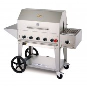 Crown Verity GH571: Gas Barbecue 5 Burners CVMCB36