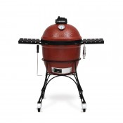 "Kamado Joe GL360: Classic 18"" Ceramic Grill Red"
