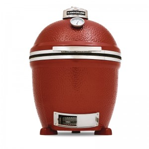 "Kamado Joe GL362: Stand Alone 18"" Ceramic Grill Red"