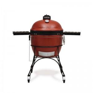 """Kamado Joe GL364: Big Joe 24"""" Ceramic Grill Red"""
