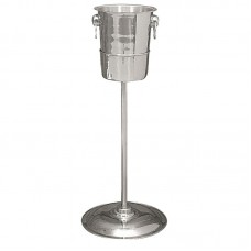 Olympia K407: Wine Bucket Stand Stainless Steel