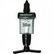 Beaumont K494: Optic Spirit Dispenser Stamped 50ml