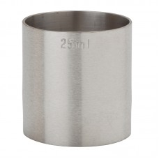 Beaumont K497: 25ml Thimble Measure CE Stamped