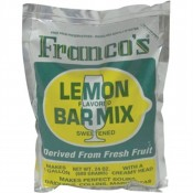Franco's U720: Lemon Bar Mix