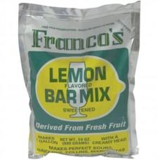 Franco's U720: Lemon Bar Mix