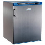 LEC CFS200ST GD246: 200Ltr Undercounter Caterers Freezer - Stainless Steel