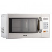 Samsung CM1089 CB937: Samsung 1.1kW Commercial Microwave Oven With Programmable Touch Controls
