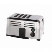 Burco TSSL14 CF412: 4 Slice Toaster