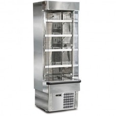 Mondial Elite Jolly SLX7M: 0.69m Stainless Steel Fresh Meat Multideck Display