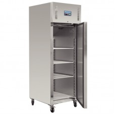 Polar G592: 600ltr Commercial Gastro Refrigerator in Stainless Steel - Medium Duty