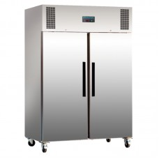 Polar G594: Polar 1200ltr Commercial Gastronorm Refrigerator in Stainless Steel - Medium Duty