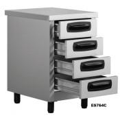 Inomak ES764C: Floor Standing Storage Cupboard