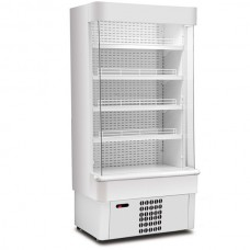 Mondial Elite Jolly SL10: Multideck Display in White Finish 980mm Wide Model