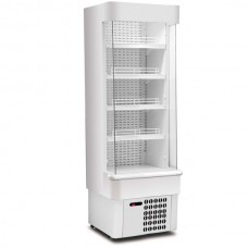 Mondial Elite Jolly SL7M: 0.69m Fresh Meat Multideck Display in White Finish
