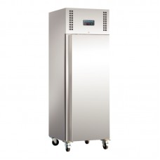 Polar U633: 650Ltr Gastronorm Service Freezer - Heavy Duty