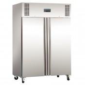 Polar U634: 1300Ltr Polar Double Door Gastro Refrigerator - Heavy Duty
