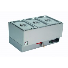 Parry 1885: Electric Wet Well Gastronorm Bain Marie - 1 x 1/1 GN