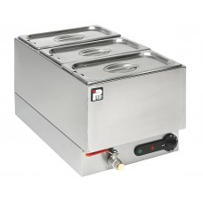 Parry 1885FB: Electric Wet Well Gastronorm Bain Marie - 1 x 1/1 GN