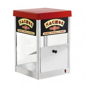 Parry 1995S: Small Electric Nacho or Popcorn Warmer Cabinet