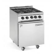 Parry P4BO: 4 Burner Natural Gas Oven