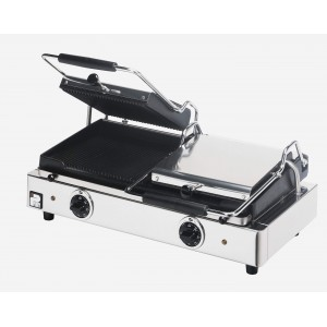 Parry PPGT/3: Twin Head Electric Panini Grill