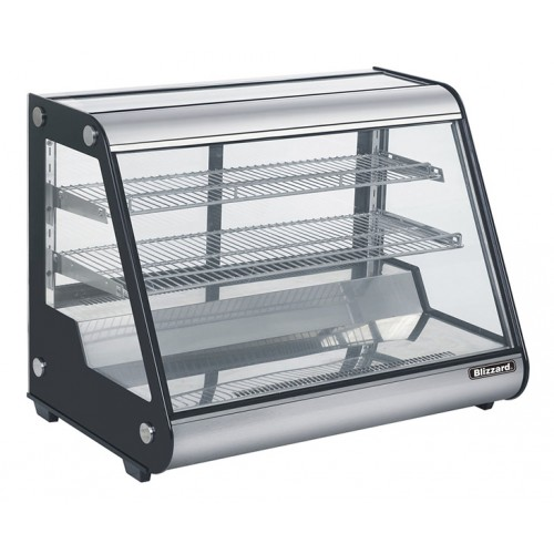 Blizzard COLDT2: LOW-ENERGY Chilled Food Countertop Display