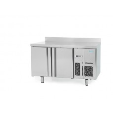 Infrico BMGN1470: 2 Door Gastronorm Refrigerated Counter 700mm Deep - 295ltr